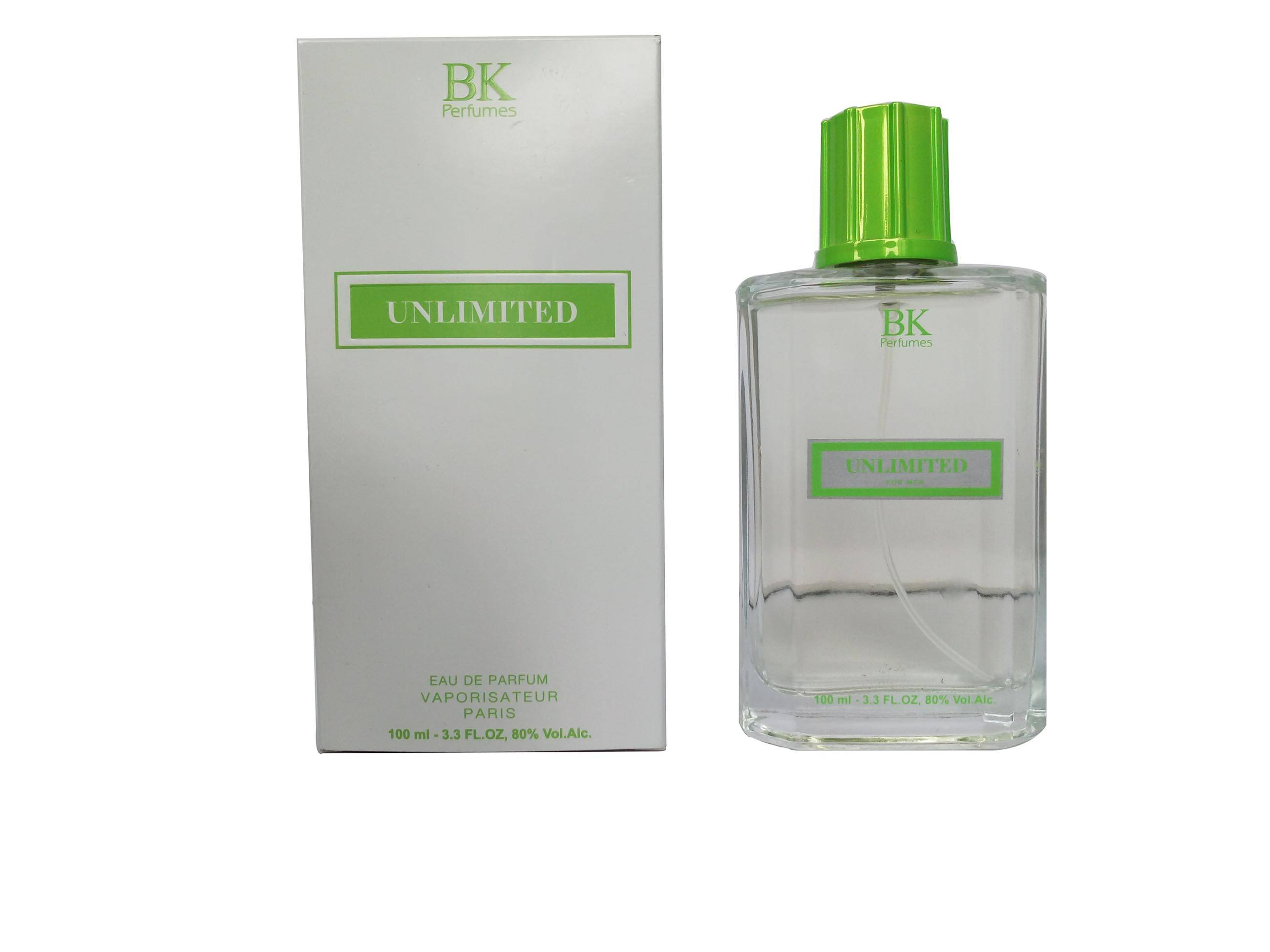 BK perfumes unlimited