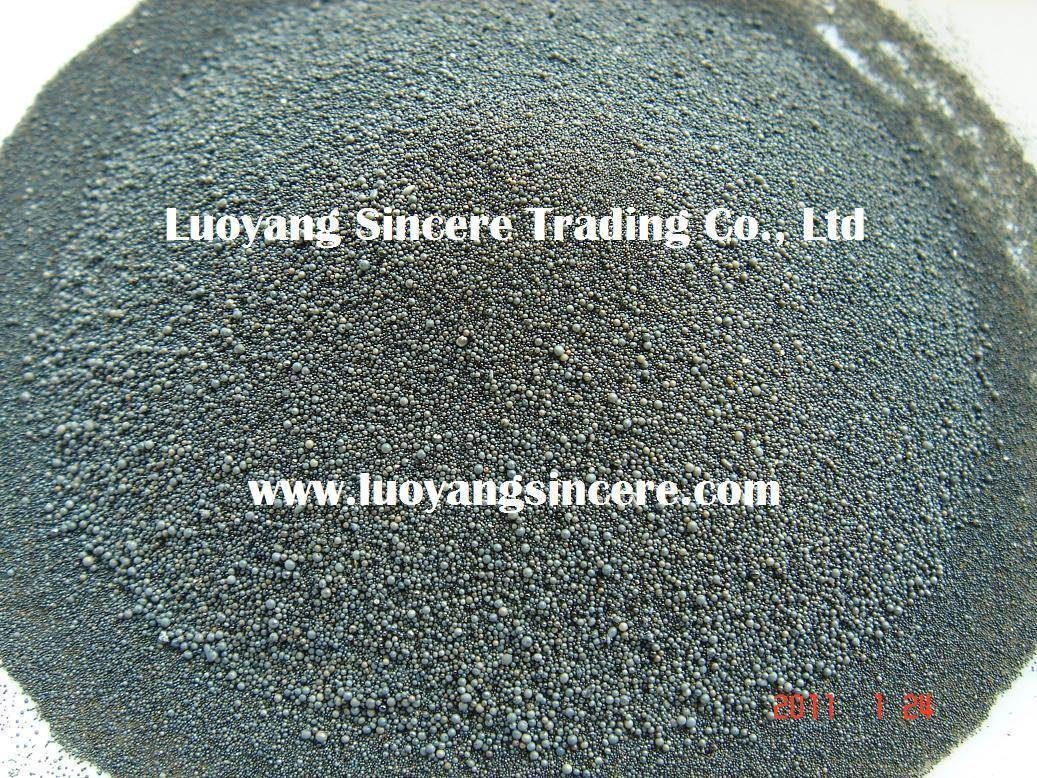 Ceramsite - A New Artificial Foundry Sand, Substitute for Chromite Sand