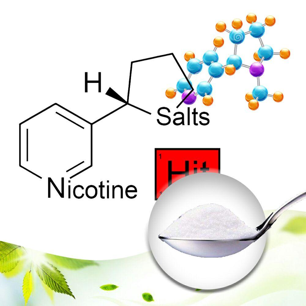 Best USP Grade 1000mg/ml pure nicotine salt