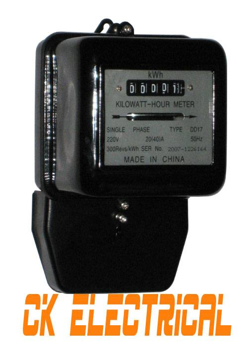 kwh energy meter DD28/DD17