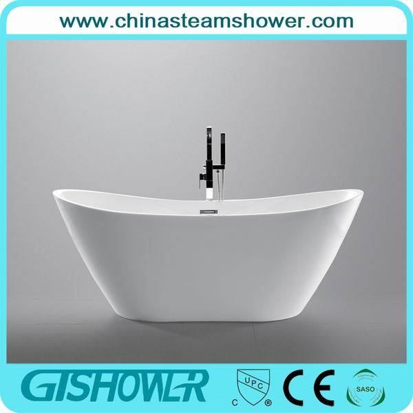 Movable Freestanding Bath Tube (KF-758)