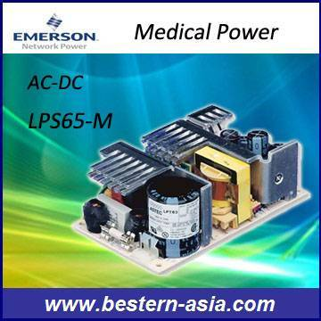 LPS65-M (Emerson) Medical Power Supply
