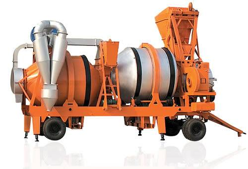 Twin Drum Mixing Plant