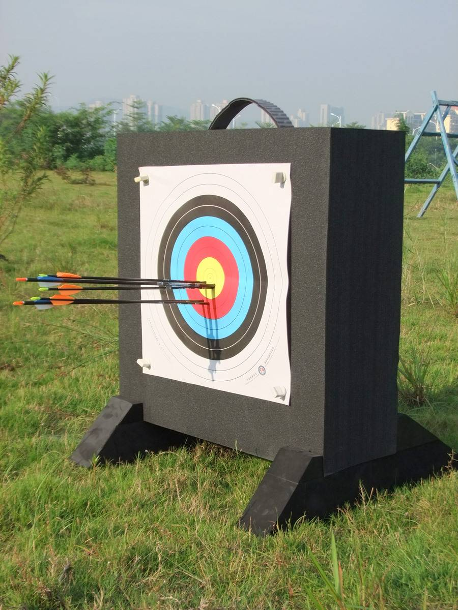 Portable mini shooting target