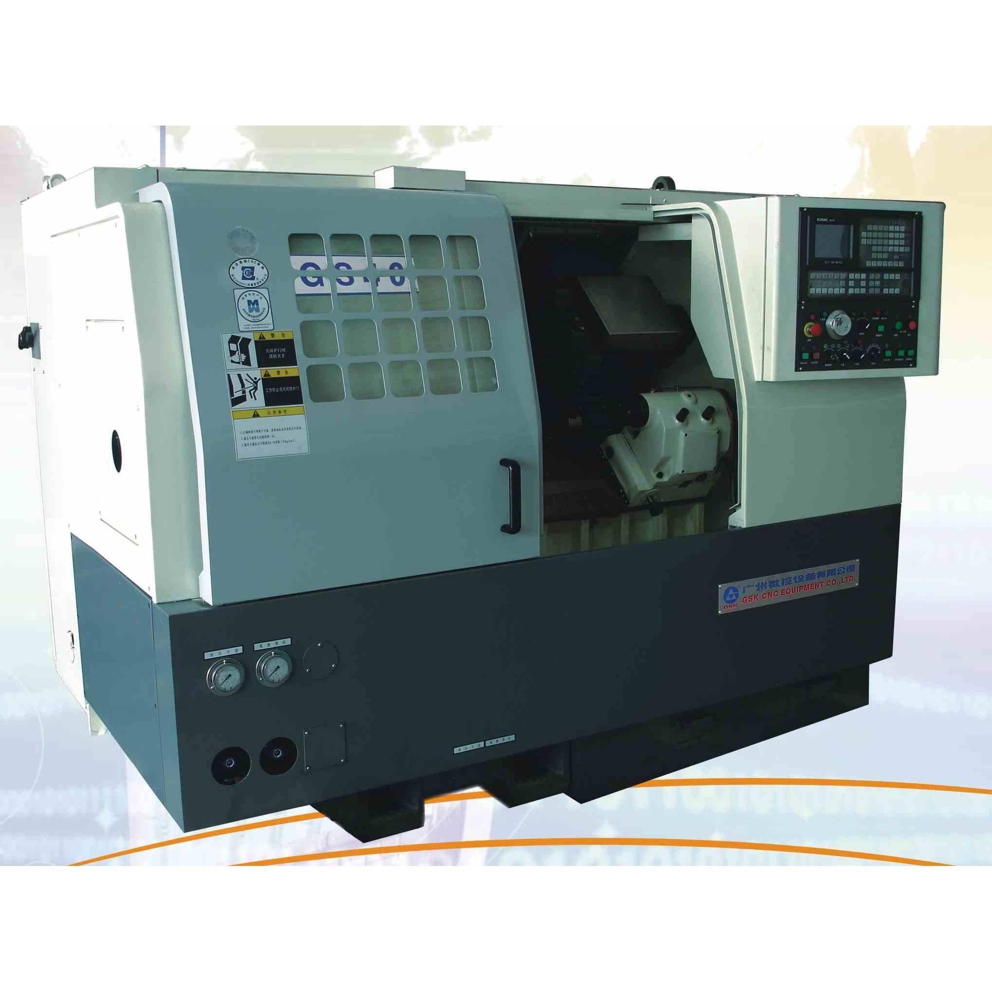 CNC Lathe-GS40