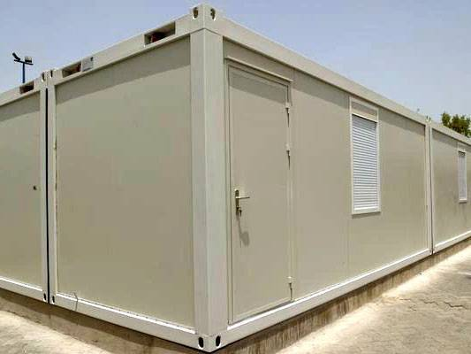 Prefabricated / Movable / Modular container house