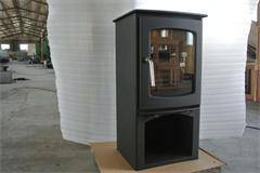 Steel Plate Wood Stove Log Stove