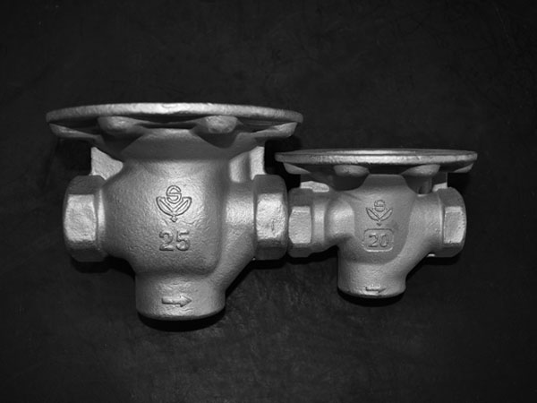 Customized Butterfly valve body casting-China casting