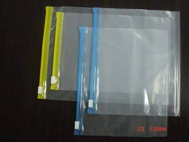 LDPE Slider Zipper Bag / Zip Lock Bag