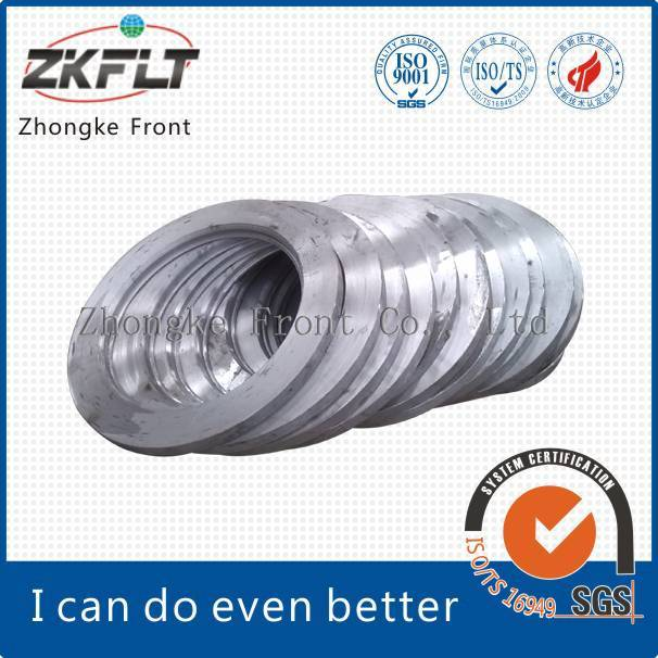 Flange Carbon Steel in Pipe Fitting