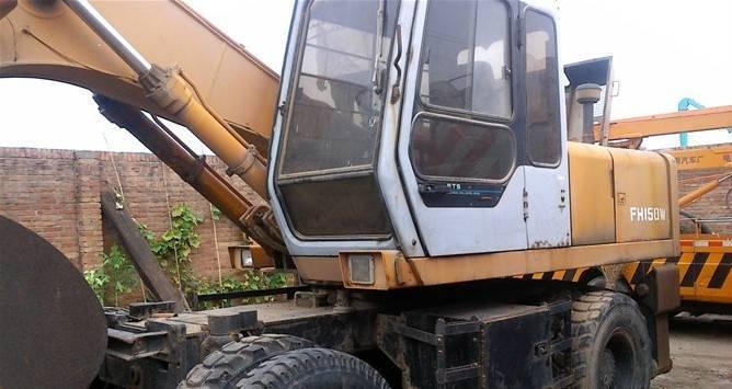hitachi ex150 excavator for sale