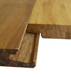 popular Solid Bamboo Flooring-1 T&G