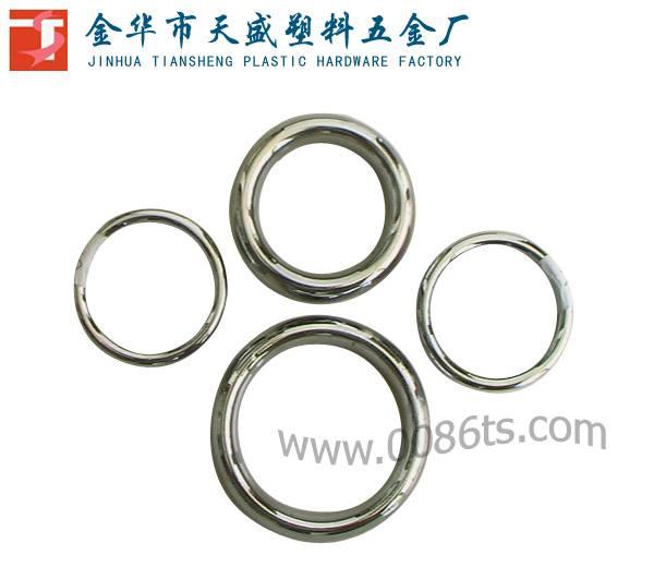 Chrome Donut Penis Ring/Cock Ring---TS7007