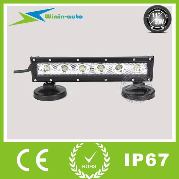 11 30W Cree LED work light bar for ATV SUV 2700 Lumen WI9012-30