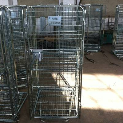 warehouse logistic roll cage Containers China supplier