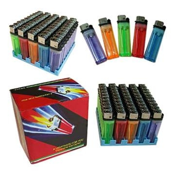 All kinds of lighter