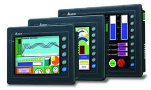 Delta DOP-A75CSTD Touch Screen