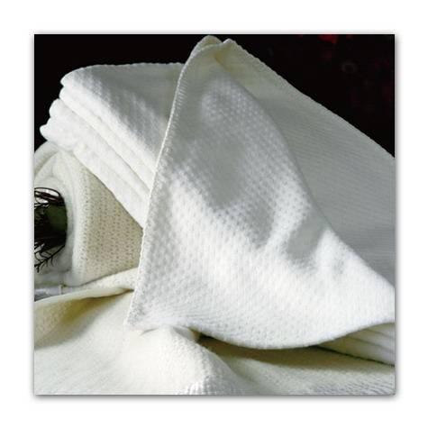 Bamboo-fiber blanket, throw, scarf