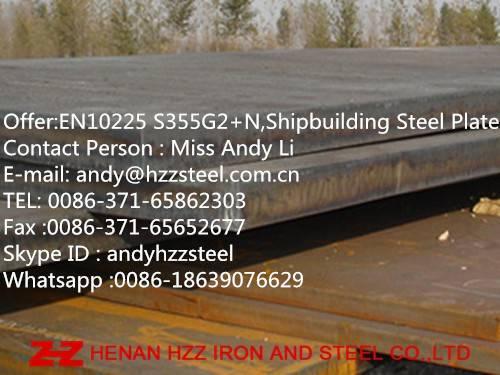 S355G2+N,S355G3+N,S355G7+N,D355G8+N,S355G9+N,S355G10+N,Offshore Platform Steel Plate,