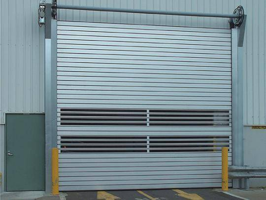 Automatic Aluminum Roller Garage Door (CF3000)