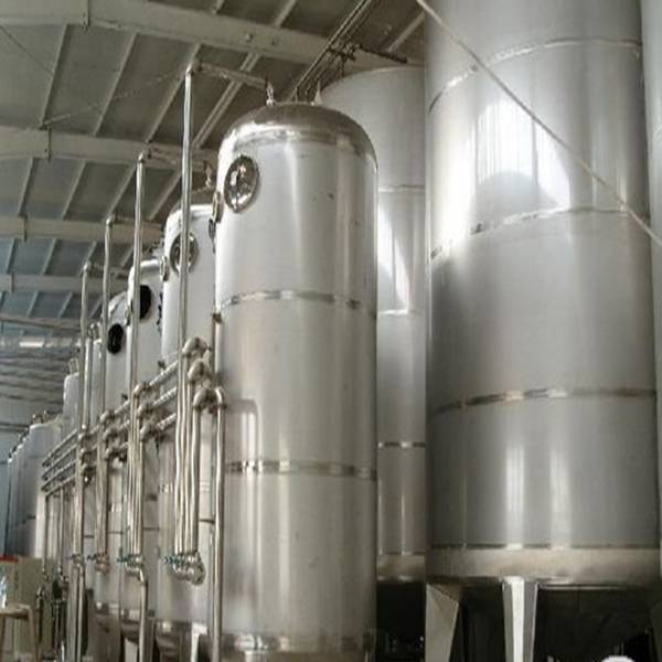 Concentrated Juice Storage Tank