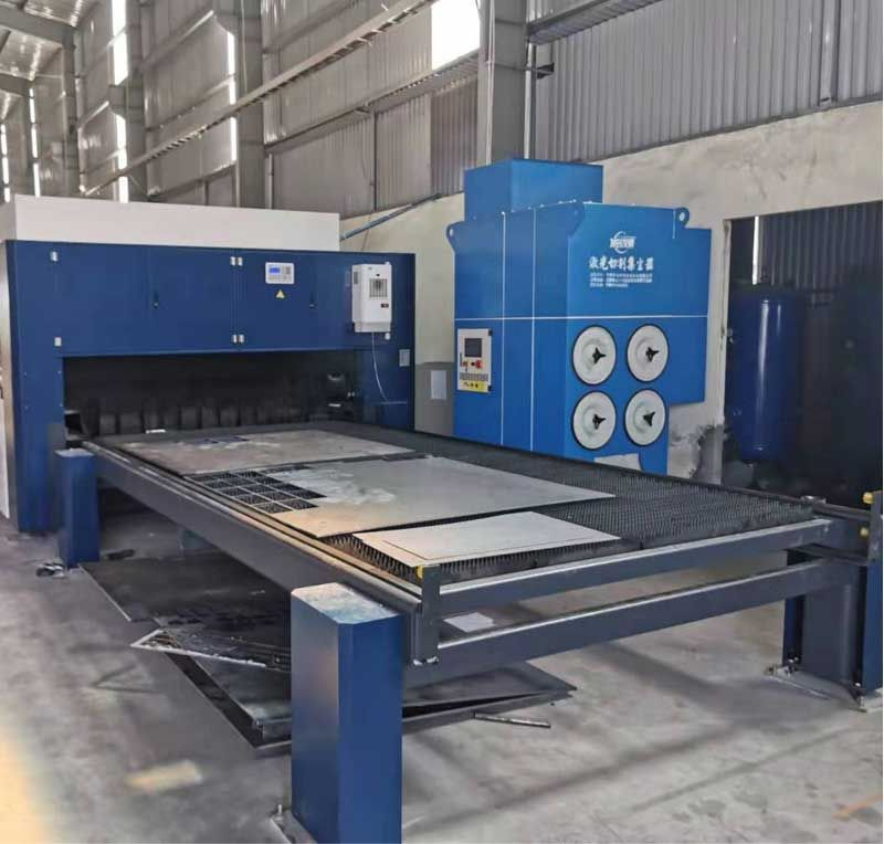 6000W6000mm2050mmfiber laser cutting machine