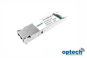 10Gbps DWDM XFP Transceiver Module 40/80KM