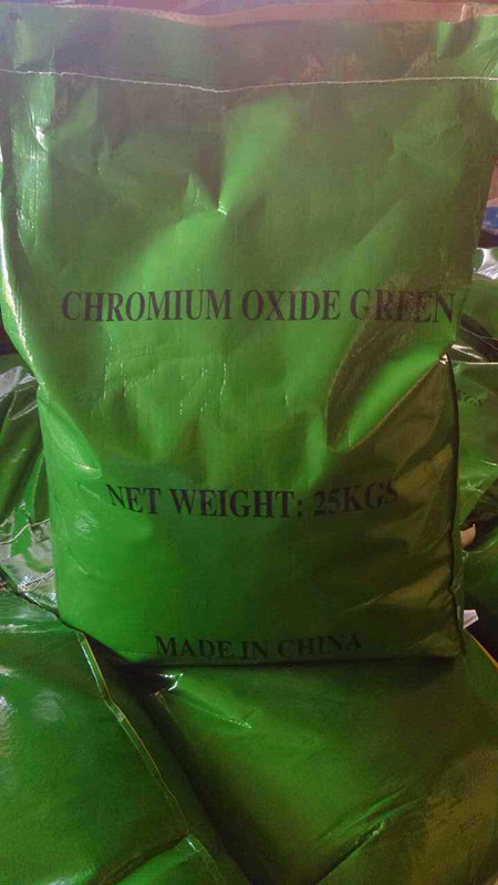 Best quality chrome oxide green, chromium oxide green refractory grade