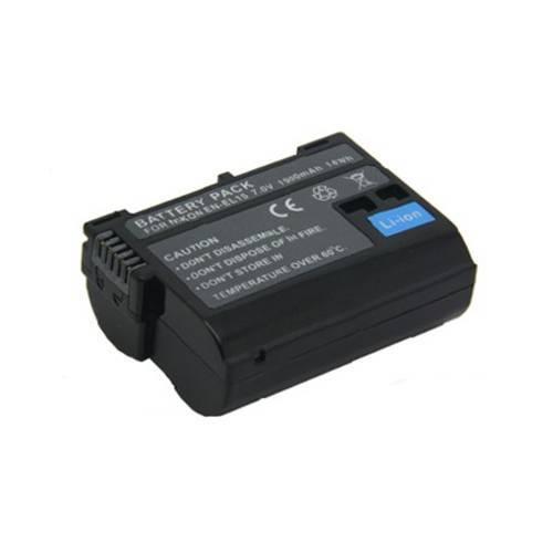 Camera Battery EN-EL15 for Nikon D7100 D610 D810