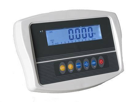 weighing indicator QAL (high accuracy)