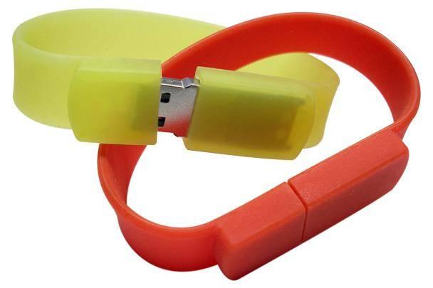 USB Bracelet, Flash Silicone bracelet, FLASH bracelet, USB bracelet, bracelet drive, wristband flash