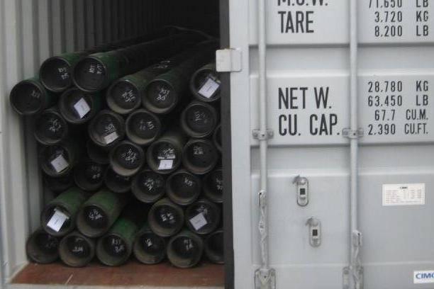 oilfield supply oil tube casing 7 N80 J55 K55 L80 BTC