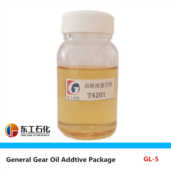 Lubricant additives T4201 Gear oil additives package