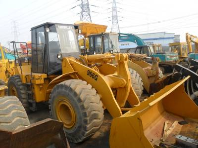 used caterpillar 966G wheel loader for sale