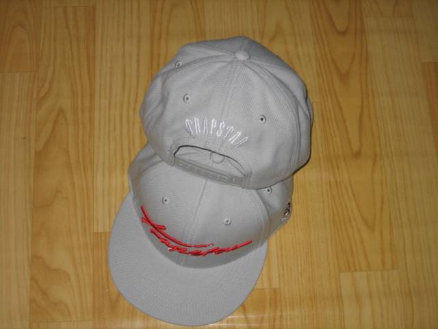 SNAPBACK Caps - Wool & Acrylic blended fabrics