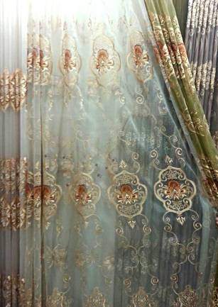 Gold Silk Jacquard Sally/Terylene Gympie Jacquard Yarn/Slub Yarn Jacquard/Eugen Yarn Gold Surface