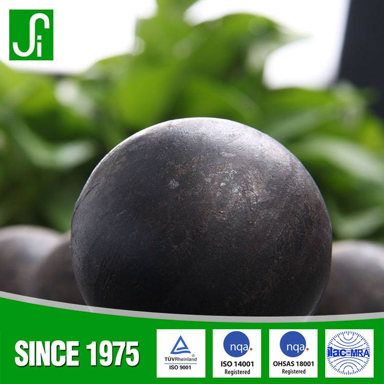 B2/B3 forged grinding balls for mining ball mill
