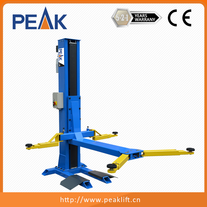 2.5t Capactity Single Post Parking Auto Lift with CE
