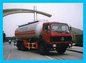 Sell concrete mixture transport truck