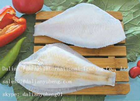 FROZEN YELLOW FIN SOLE FISH