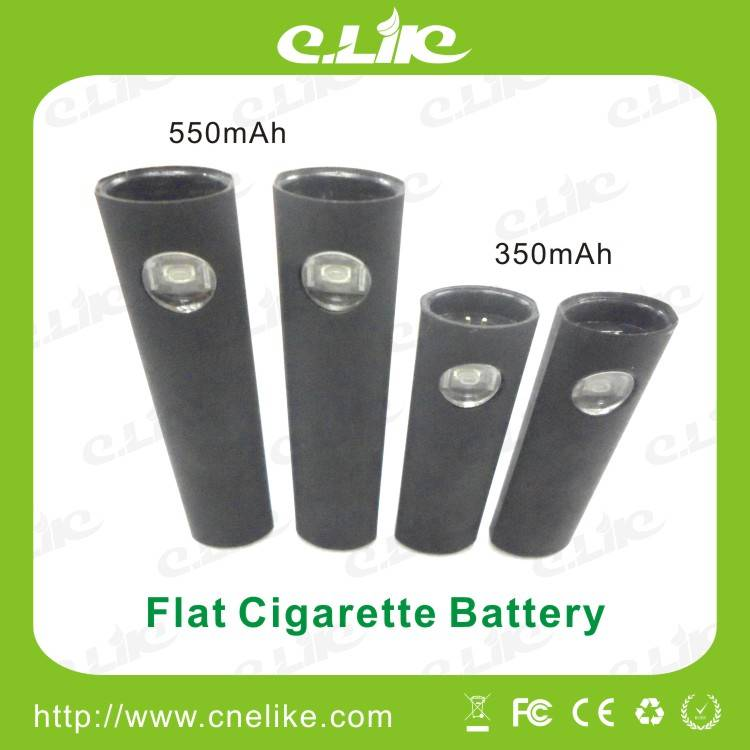 Longer Life Battery for Flat Cigarette
