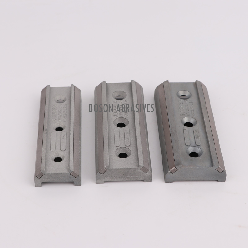 Sunnen Guide Shoes for P28 Honing Tools, Carbide Inserted Guide Shoes