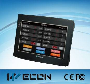 Wecon 10.2 inch economic version human machine interface/hmi