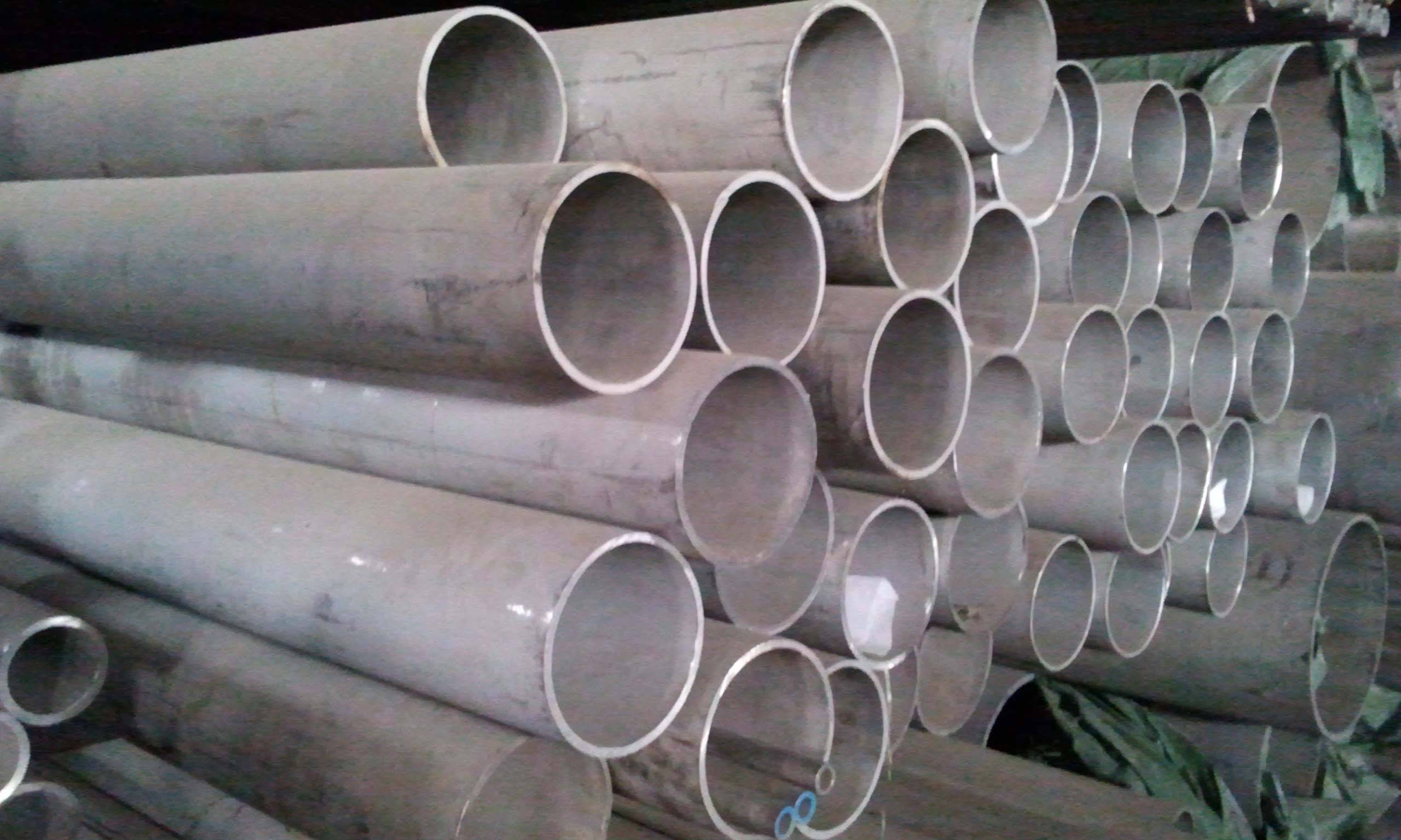 welded 321 stainless steel pipe