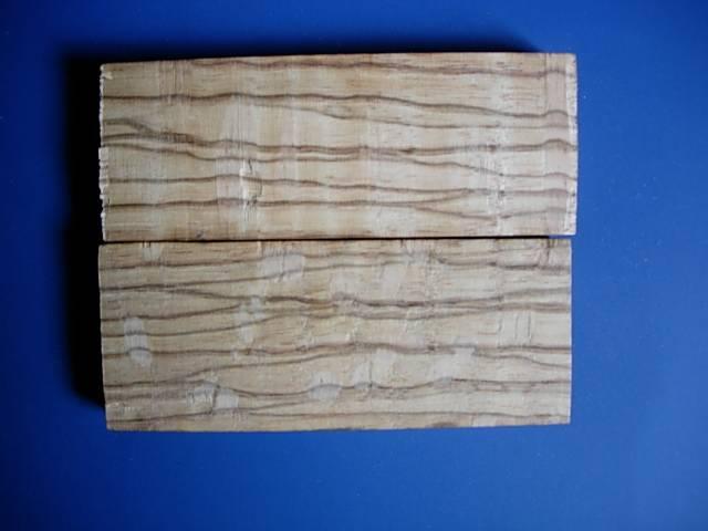 Burma Flower Oak wood