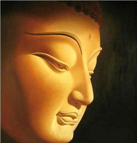 Handmade Oil Paintings on Canvas - Buddha