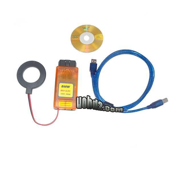 BMW HIT+2.01 CAS1 PRO,BMW CAS1 key programmer and BMW scanner