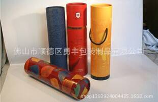 Wholesale wine packaging tubes/boxes