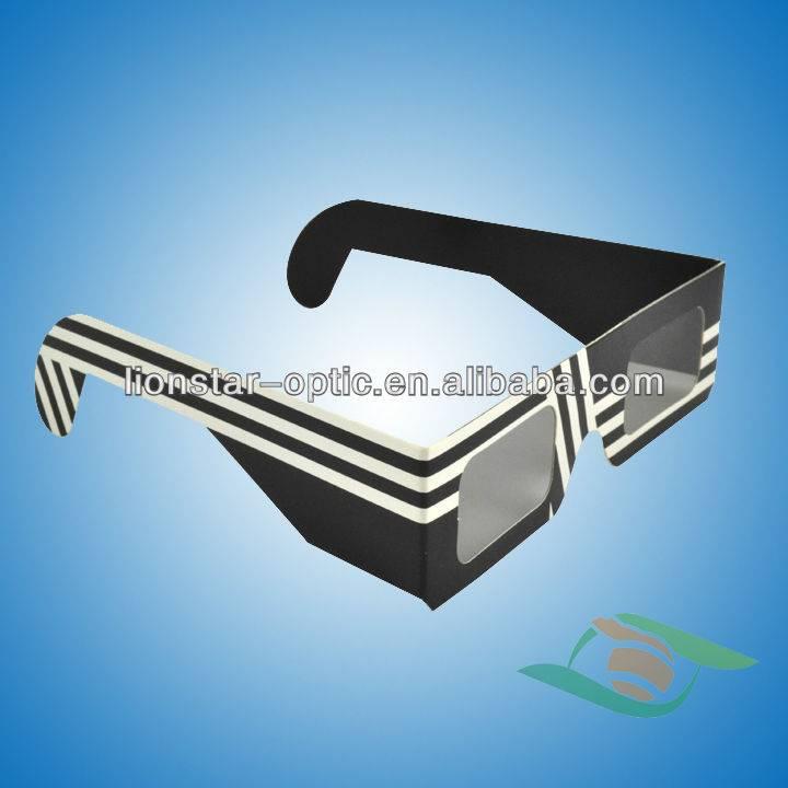Cheap Paper polarized 3d glasses low price paper 3d glasses