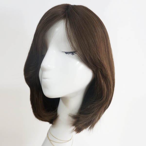 Factory selling high quality human hair wigs